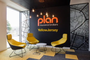 Plan Group Office Reception